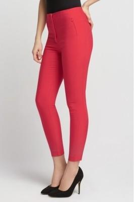 7eb5090629359 Orsay Archiwum Spodnie Skinny 38 Oficjalne M 6877939730 Czerwone q41qgw
