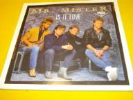 Mr.Mister- Is It Love  Maxi SP 12''