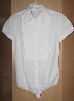 RESERVED damska elegancka koszula body r.36