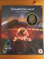 DAVID GILMOUR Live at Pompeii PINK FLOYD 2CD + 2BR