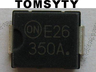 Ogranicznik prądowy driver LED 350mA/50V/5.8W/2818