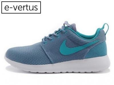 660cc63f9b82e5 Buty Niebieskie Nike Roshe Run 511882-504 r.36-39 - 5607425562 ...