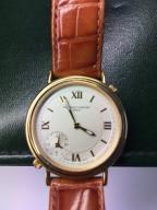 Zegarek Frederique Constant dual time -unikat