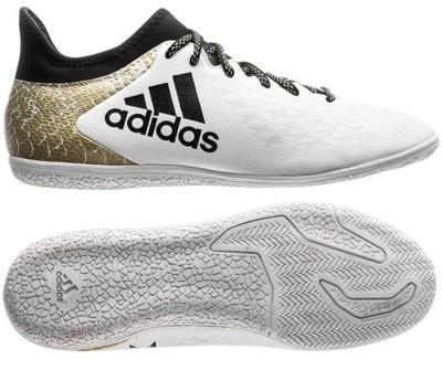 Buty halowe halówki Adidas X 16.3 IN 345 r 41 6561415918