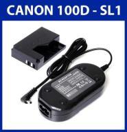Zasilacz sieciowy ACK-E15 + DR-E15 do Canon 100D