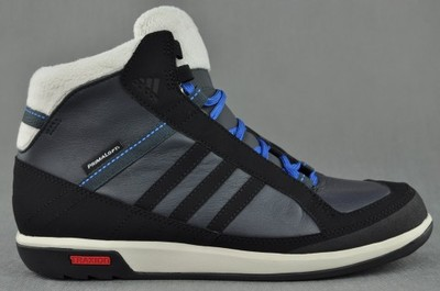 Sportowe Damskie Buty Zimowe Adidas Choleah Sneaker Pl W