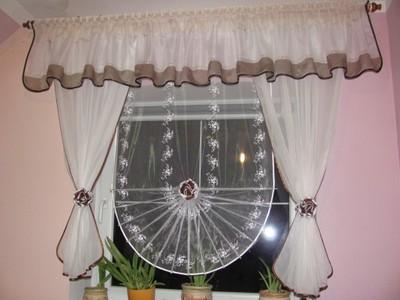 Firany Wachlarze Panele Do Kuchni Pokoju Kar I70cm