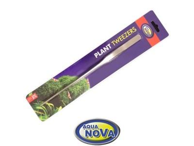 Aqua Nova PĘSETA PROSTA 27cm do roślin NCO2-T