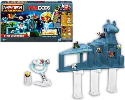 Angry Birds Star Wars Telepods Krazownik Destroyer 6832331523 Oficjalne Archiwum Allegro