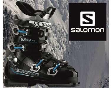 Archiwalne: Buty narciarskie salomon mission x4 r.26.5