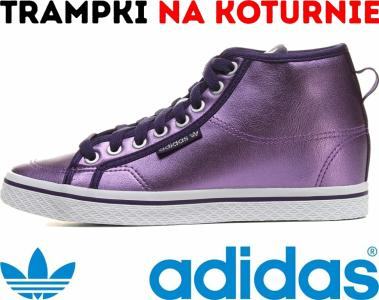 50b9ab958fceb Trampki adidas HONEY UP Damskie NA KOTURNIE 40 41 - 5558322295 ...