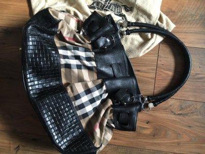 Burberry torebka worek 100% oryginalna Zdjęcie na imgED