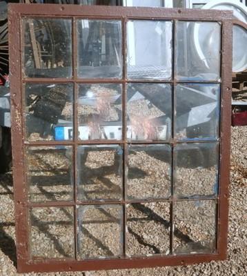 Ogromnie okno okna żeliwne 88 x 106 - 6363192492 - oficjalne archiwum allegro XH44