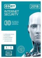 ESET Internet Security 11 2018 PL 1 Rok 1 PC