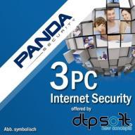 Panda Internet Security 2017 3 PC 1 ROK FV MULTI