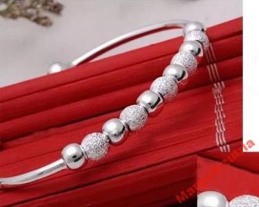 bransoletka srebrna ślub bangla