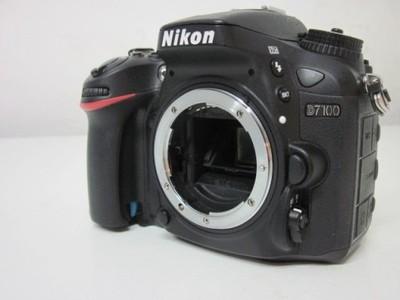 Nikon D7100 MATRYCA ŚWIECI ROBI ZDJĘCIA