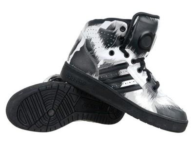 Buty Adidas Jeremy Scott sportowe za kostkę 42
