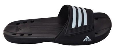 szczegóły dla sklep dyskontowy buty jesienne Klapki damskie adidas Caruva Vario Q13779 39 1/3 ...