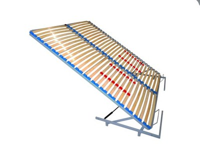 Stelaż Podnoszony Do łóżka Pod Materac 160x200 6923056488