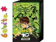 BEN 10 Classic Karty booster STARTER