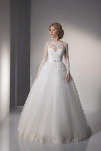 Suknia ślubna Koronka Długi Rękaw Cudna 6288862600 Oficjalne