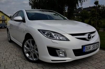 Mazda 6 2 5 170 Gt Skory Xenon Biala Perla Niemcy 6869181316 Oficjalne Archiwum Allegro