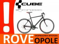 Rower Cube SL Road Pro 2014 black-grey-red 53cm