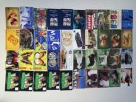 Pełny zestaw kart komercyjnych 146 sztuk