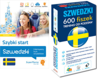 Szwedzki Szybki start + 600 fiszek Trening
