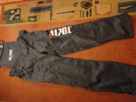 Spodnie robocze ogrodniczki BHP Pirat L szelki