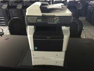 Kyocera FS-3640MFP Duplex LAN 34tys 95% FV GW #38
