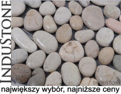 Is Mozaika Kamienna Tan Brown M Otoczaki Brąz 5769408019