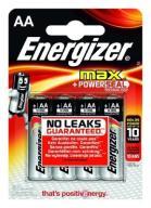 Bateria Max Alkaliczna LR6 AA E91 4 szt. blister