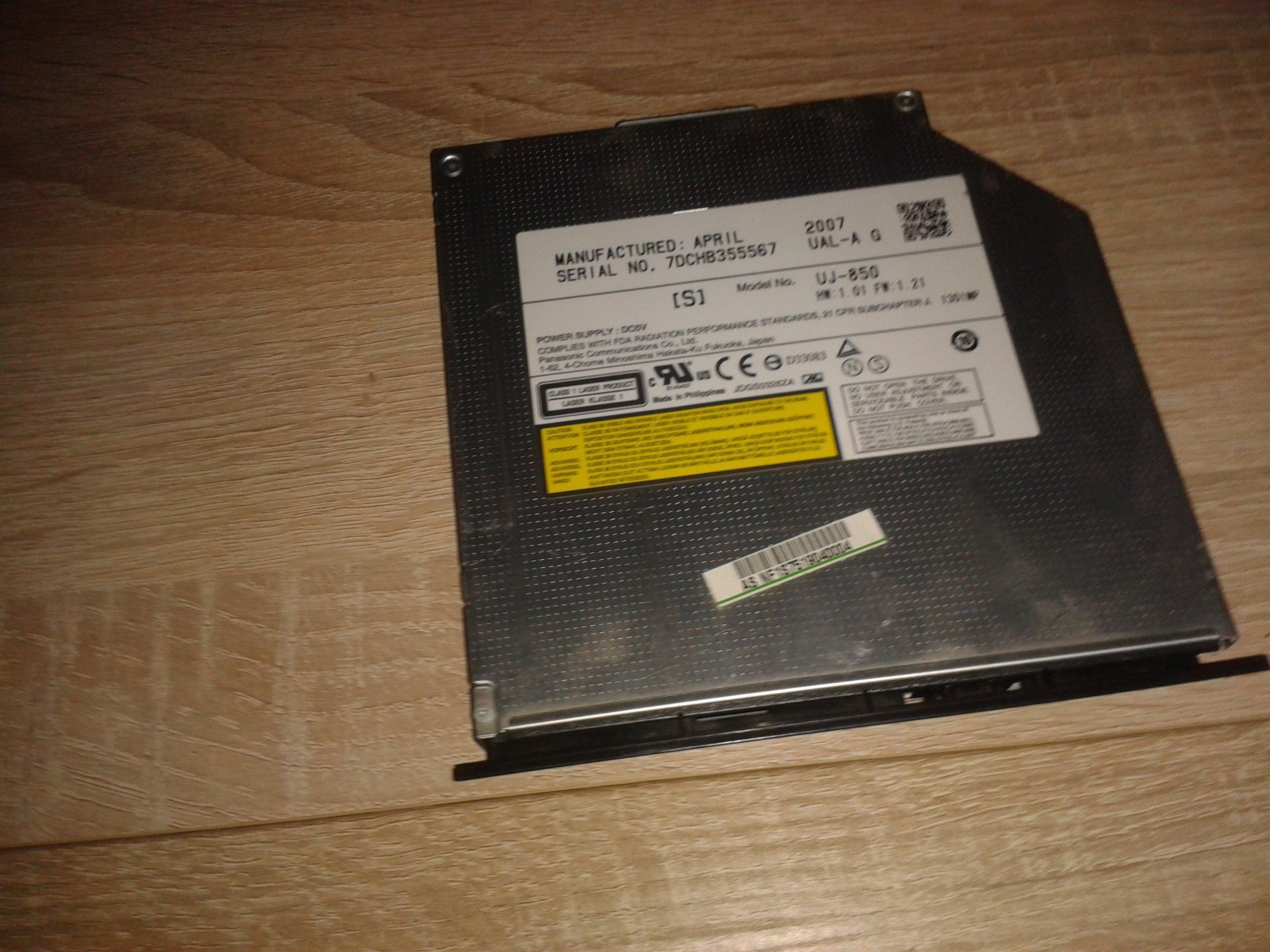Nagrywarka DVD Asus F3M