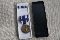 NATO MEDAL IN SERVICE OF PEACE AND FREEDOM ISAF