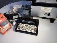 Czytniki kart magnetycznych, komputer do kodowania