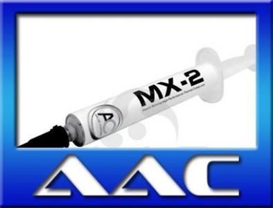 ARCTIC COOLING MX-2 4g. ŚWIETNA PASTA / 5.6 W/mK!