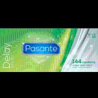 Prezerwatywy Pasante delay infinity 144 szt