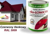 eko LOWICYN Farba dach ocynk CZERWONY TLENKOWY 5L