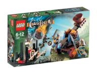 LEGO CASTLE 7091 KATAPULTA RYCERZY
