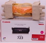 Toner CANON Cartridge 723 CRG 723 Magenta 7750