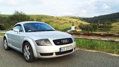 Audi Tt 8n 18 225km Quattro 6797520253 Oficjalne Archiwum Allegro