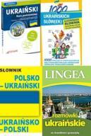 Ukraiński zestaw 4 podręczników