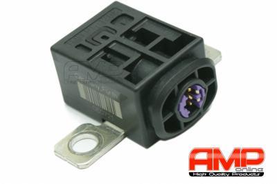 Bezpiecznik, nabój akumulatora 4F0915519 Audi A4/5