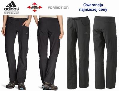 spodnie trekkingowe damskie adidas