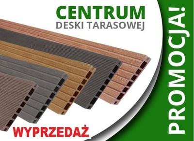 Deska Tarasowa 320cm X 14x22 Wyprzedaż Producenta