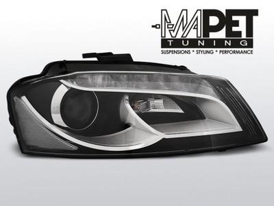 audi a3 8p xenon led lampy