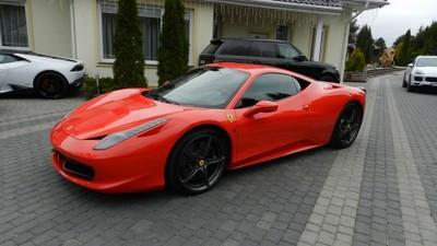 Ferrari 458 Italia Rosso Corsa Novitec F Vat 23 6765646867 Oficjalne Archiwum Allegro