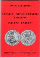 K048 Katalog  monet Stefana Batorego